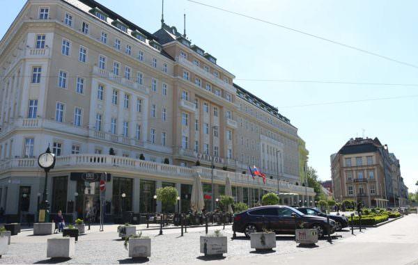 Hotel Carlton Bratislava