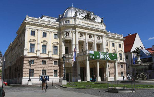 Oper - Altstadt Bratislava