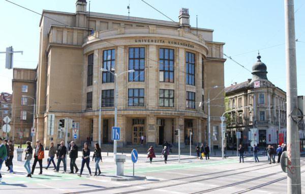 Comenius Universität Bratislava